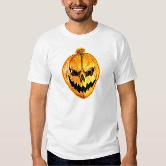 Tshirt do traje da abóbora do Dia das Bruxas