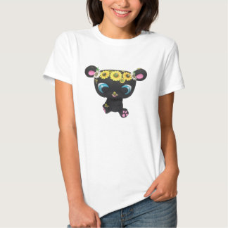 Tshirt do urso preto