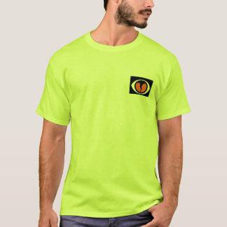Tshirt dos caçadores da tempestade de Texas no