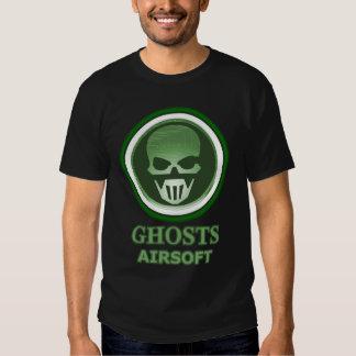 Tshirt dos fantasmas - preto