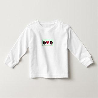 Tshirt dos miúdos