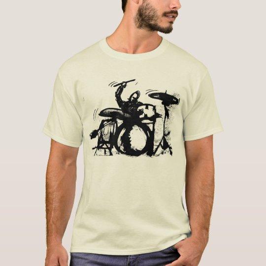 Tshirt Drums