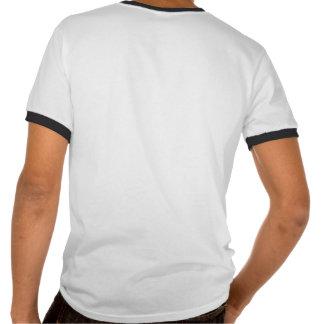 Tshirt engraçado da bandeira do FRF