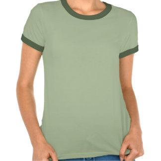 Tshirt engraçado das mulheres do hipster