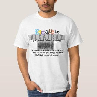 Tshirt Escape a Alcatraz