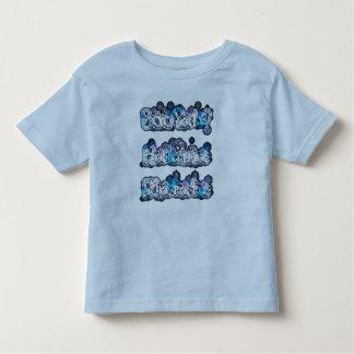 TShirt especial das crianças do desenhista de