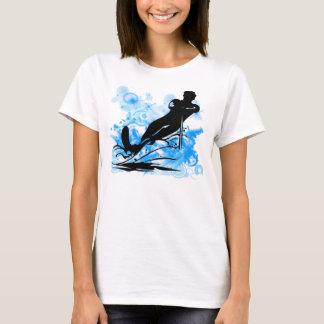 Tshirt Esqui aquático