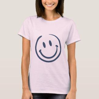Tshirt Esteja feliz