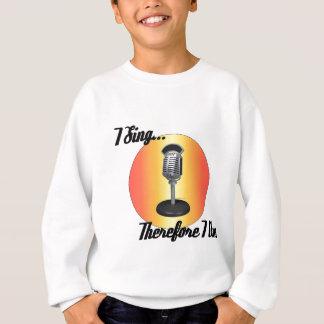 Tshirt Eu canto