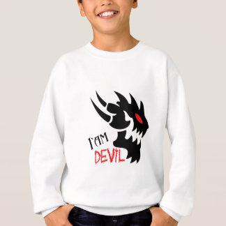 Tshirt Eu sou diabo