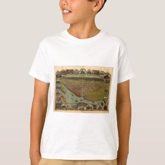 Tshirt Eureka Califórnia em 1902