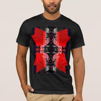 Tshirt extremo vermelho preto CricketDiane do