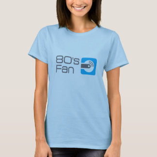 Tshirt fã 80s