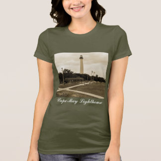 Tshirt Farol de Cape May