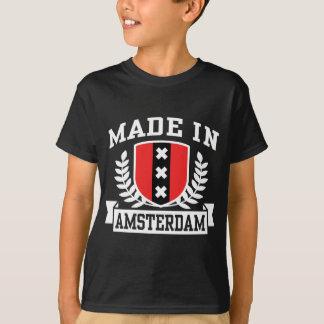 Tshirt Feito em Amsterdão