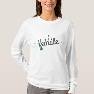 Tshirt Fêmea alfa
