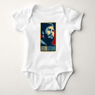 Tshirt Fidel Castro - presidente cubano da revolução de