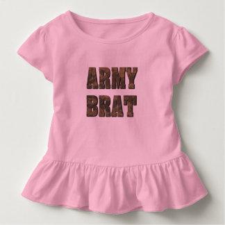 Tshirt Forças armadas engraçadas do PIRRALHO do EXÉRCITO