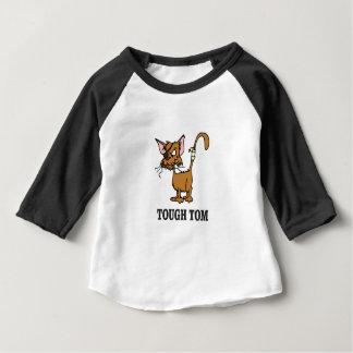Tshirt gato resistente de tom