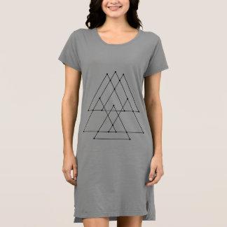 Tshirt Geometria pela arcada de Donny