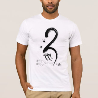Tshirt gNyis (dois) (bw) [camisa]