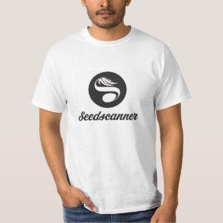 Tshirt grande do logotipo de Seedscanner