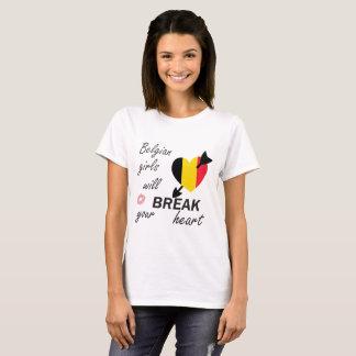 Tshirt Heartbreaker belga