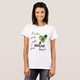 Tshirt Heartbreaker brasileiro