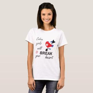 Tshirt Heartbreaker cubano