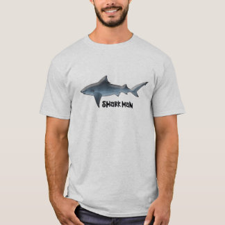 Tshirt Homem do tubarão