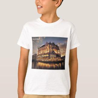 Tshirt Hotel-Europa-Amsterdão-Países Baixos [kan.k]