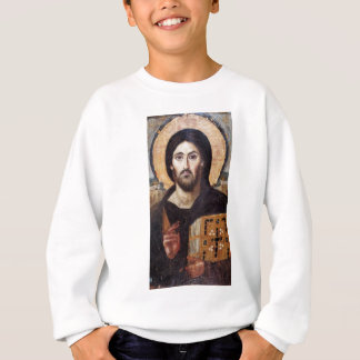 Tshirt Ícone do cristão de Pantocrator do Jesus Cristo