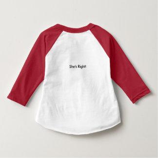 TShirt impressionante para a criança