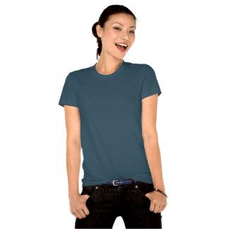 Tshirt inspirador engraçado eu não sou perfeito