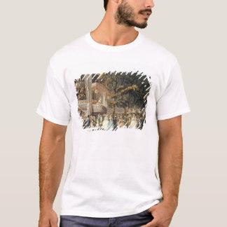 Tshirt Jardins de Vauxhall de Ackermann