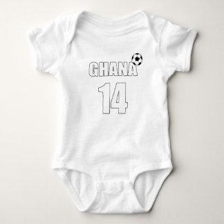 Tshirt Jérseis de futebol de Numberes e presentes - Ghana