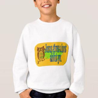 Tshirt Jesus dá a uma buzina sobre você produtos