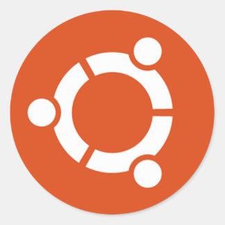 Tshirt Kode ub05 de Ubuntu Linux Adesivo