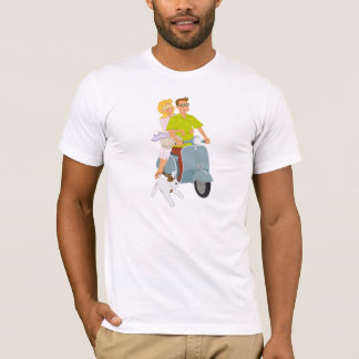 Tshirt La Dolce Vita