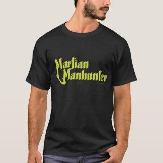 Tshirt Logotipo marciano de Manhunter