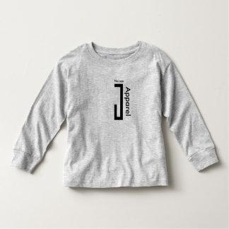 tshirt longo da criança do roupa de NeiceeJ da
