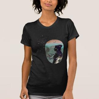 Tshirt Lua Shiva de aumentação