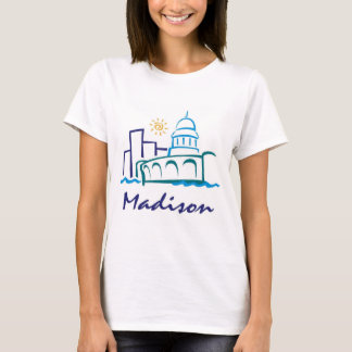 Tshirt Madison, Wisconsin