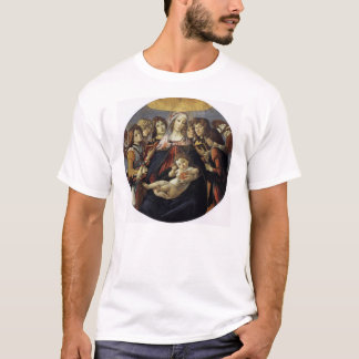 Tshirt Madonna da romã