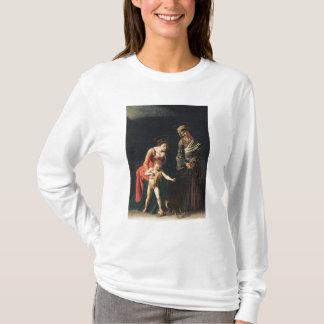 Tshirt Madonna e criança com uma serpente, 1605