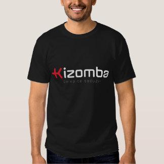 "Tshirt ""Mais Kizomba"" p/ Homem"
