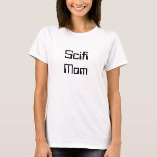 Tshirt Mamã do Scifi