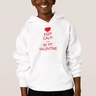 Tshirt Mantenha a calma e seja meus namorados