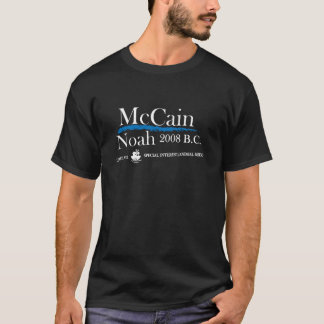 Tshirt McCain/Noah 2008