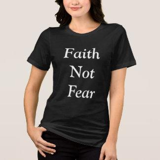 Tshirt Medo da fé não